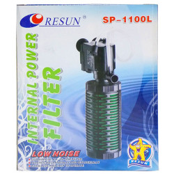 Resun - Resun 1100L Internal Power İç Filtre 500 L/H 8 Watt
