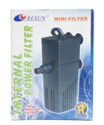 Resun - Resun Mini Akvaryum İç Filtre 5 Watt