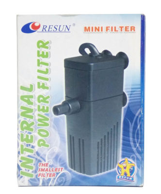 Resun Mini Akvaryum İç Filtre 5 Watt
