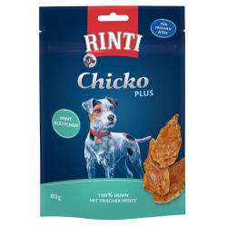 Rinti - Rinti Chicko Plus Tavuk Etli ve Naneli Köpek Ödülü 80 Gr