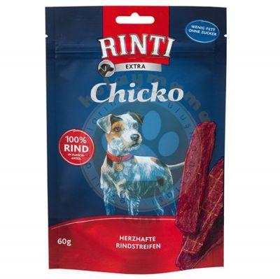 Rinti Chicko Rind Sığır Etli Köpek Ödül Şeritleri 60 Gr