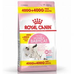 Royal Canin - Royal Canin Mother&Babycat 34 Yavru Kedi Maması 400+400 Gr (800 Gr)