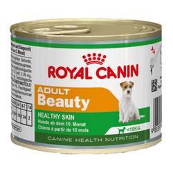 Royal Canin - Royal Canin Adult Beauty Tüy Sağlığı Köpek Konservesi 195 Gr