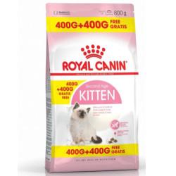 Royal Canin - Royal Canin Kitten Yavru Kedi Maması 400+400 Gr (800 Gr)