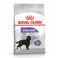 Royal Canin - Royal Canin Maxi Sterilised Büyük Irk Kısırlaştırılmış Köpek Maması 9 Kg+10 Adet Temizlik Mendili