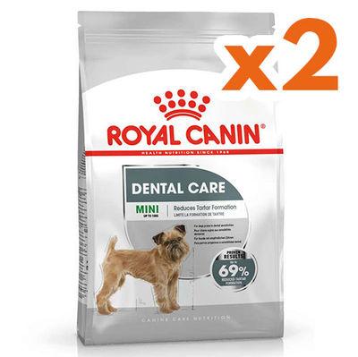 Royal Canin Mini Dental Küçük Irk Ağız ve Diş Sağlığı Köpek Maması 3 Kgx2 Adet