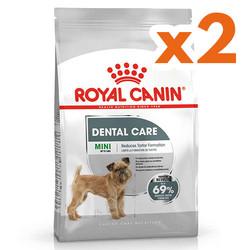 Royal Canin - Royal Canin Mini Dental Küçük Irk Ağız ve Diş Sağlığı Köpek Maması 3 Kg x 2 Adet