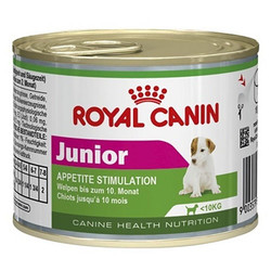 Royal Canin - Royal Canin Mini Junior Yavru Köpek Konservesi 195 Gr