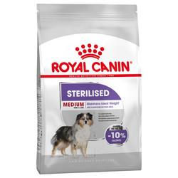 Royal Canin - Royal Canin Medium Sterilised Orta Irk Kısırlaştırılmış Köpek Maması 10 Kg+10 Adet Temizlik Mendili
