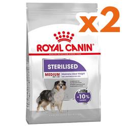 Royal Canin - Royal Canin Medium Sterilised Orta Irk Kısırlaştırılmış Köpek Maması 10 Kgx2 Adet