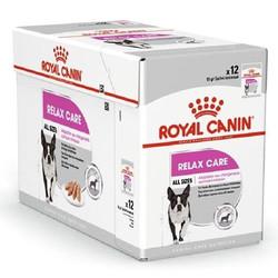 Royal Canin - Royal Canin Pouch Relax Care Sakinleştirici Köpek Yaş Maması 85 Gr-(12 Adetx85 Gr)