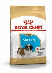 Royal Canin - Royal Canin Shih Tzu Puppy Yavru Köpek Irk Maması 1,5 Kg + 2 Adet Temizlik Mendili