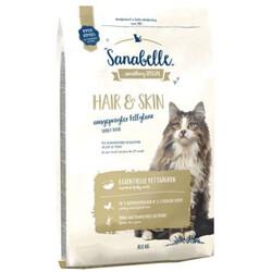 Sanabelle - Sanabelle Hair Skin Tüy Sağlığı Tahılsız Kedi Maması 2 Kg + 5 Adet Temizlik Mendili