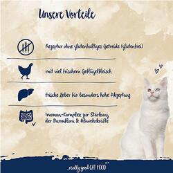 Sanabelle Kitten Yavru Tahılsız Kedi Maması 400 Gr - Thumbnail