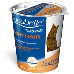 Sanabelle - Sanabelle Snack Shiny Hair Atıştırmalık Kedi Ödülü 150 Gr