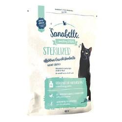 Sanabelle - Sanabelle Sterilised Kısırlaştırılmış Tahılsız Kedi Maması 400 Gr