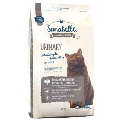 Sanabelle Urinary İdrar Yolları Sağlığı Kedi Maması 2 Kg+5 Adet Temizlik Mendili