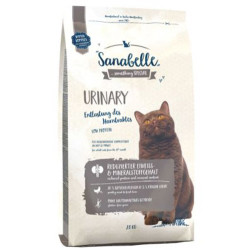 Sanabelle - Sanabelle Urinary İdrar Yolları Sağlığı Kedi Maması 10 Kg+10 Adet Temizlik Mendili