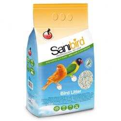 Sanibird - Sanibird Litter Absorbent Emici Kuş Kafes Altı Kumu 20 Lt