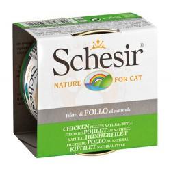 Schesir - Schesir C169 Tavuk Fileto Soslu Kedi Konservesi 85 Gr