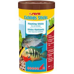 Sera - Sera 0210 Cichlids Sticks Renksiz Balık Yemi 1000 ML