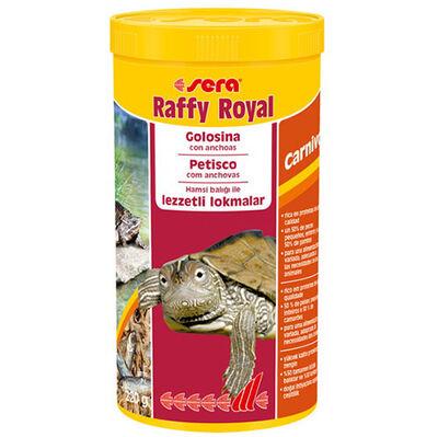 Sera 1736 Raffy Royal Kaplumbağa ve Balık Yemi 1000 ML