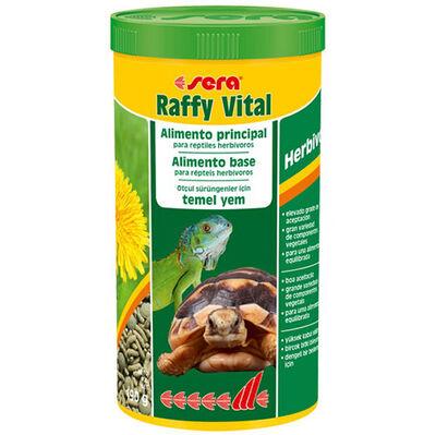 Sera 1834 Raffy Vital Kaplumbağa ve Sürüngen Yemi 1000 ML