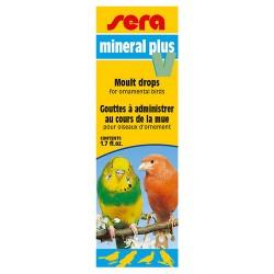 Sera - Sera 9839 Mineral Plus V Kuş Minerali 50 ML