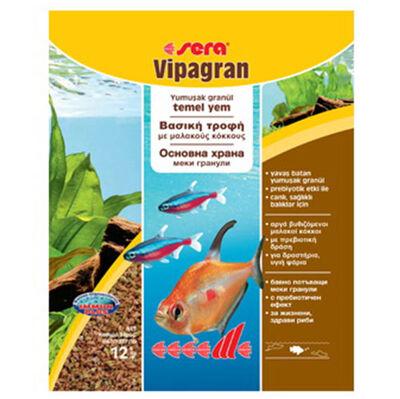 Sera Vipagran Süs Balıkları İçin Granül Temel Balık Yemi 12 Gr