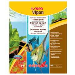 Sera - Sera 0132 Vipan Pul Balık Yemi Poşet 12 Gr