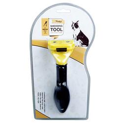 Diğer / Other - Shedding Tool 62564 Tüy Furminatör - Small ( Küçük Boy )