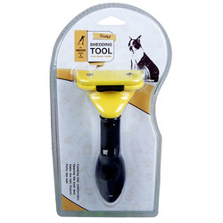 Diğer / Other - Shedding Tool 62567 Tüy Furminatör - Medium ( Orta Boy )