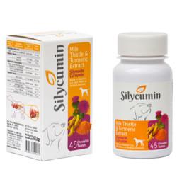 Silycumin - Silycumin Köpekler İçin Bağışıklık Sistemi Destekleyici Tablet (45 Tab)