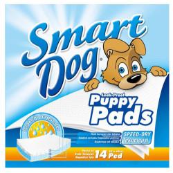 Smart Dog - Smart Dog Puppy Pads Köpek Eğitim Pedi (60x60 Cm)-14 Adet