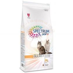 Spectrum - Spectrum Delicate 34 İştah Arttırıcı Hassas Kedi Maması 2 Kg+5 Adet Temizlik Mendili