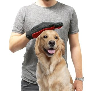 Starlyf Pet Glove Evcil Hayvan Tüy Toplama Eldiveni