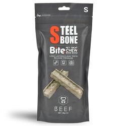 Steel Bone - Steel Bone Biftekli Köpek Ödülü 46 Gr x 6'lı Poşet