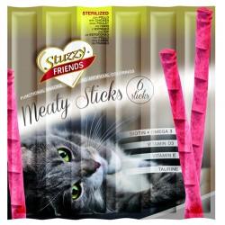 Stuzzy - Stuzzy Friends Sterilised Kısırlaştırılmış Sticks Kedi Ödülü 6 x 5 Gr