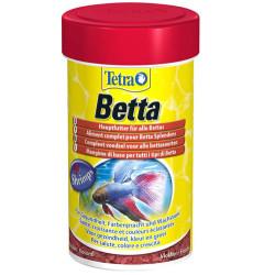 Tetra - Tetra Betta Balık Yemi 100 ML