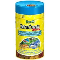 Tetra - Tetra Crusta Menu Balık Yemi 100 ML