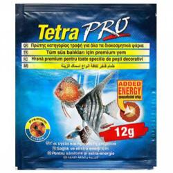 Tetra - Tetra Pro Energy Balık Yemi 12 Gr