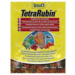 Tetra - Tetra Rubin Flakes Balık Yemi 12 Gr