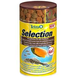 Tetra - Tetra Selection Balık Yemi 100 ML
