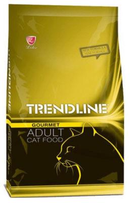 Trendline Gourmet Multi Color Renkli Kedi Maması 1 Kg