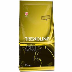 Trendline - Trendline Gourmet Multi Color Renkli Kedi Maması 15 Kg