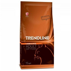 Trendline - Trendline Kuzu Etli Yetişkin Kedi Maması 15 Kg
