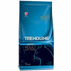 Trendline - Trendline Salmon Somonlu Yetişkin Kedi Maması 15 Kg