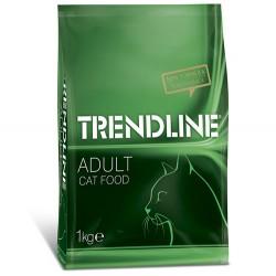 Trendline - Trendline Tavuklu Yetişkin Kedi Maması 1000 Gr (1 Kg)