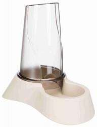 Trixie - Trixie Depolu Plastik Mama ve Su Kabı 0,65 Lt