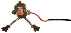 Trixie - Trixie Elastik İpli Olta Köpek Oyuncağı 39 cm